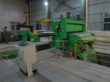 Semi Automatic control Steel Sheet Slitting Machine in China