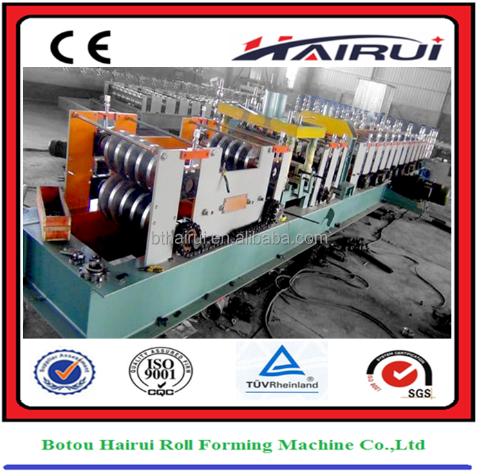 Hairui roof glazed tile roll forming machine