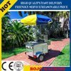 New Style Mobile steamed corn hot dog cart hamburger hot dog cart biscuits hot dog cart