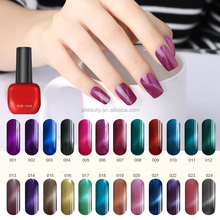 CY5896# Lady Victory Soak Off Cat Eyes Gel Polish High Quality Magnet Nail Gel Polish for Nail Salon