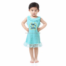 2017 Fashion new design baby cotton frocks designs western dresses names photos