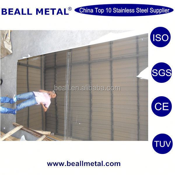 410 430 Elevator Decorative Stainless Steel Sheet