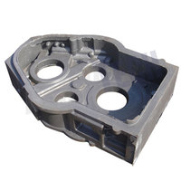 Excellent quality iron casting dump truck body spare parts guangzhou