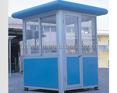 Guard house manufacturer for police