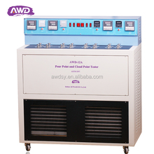 AWD-12A Oil Analysis Equipment / Pour Point &Cloud Point Tester