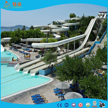 2015 Guangzhou High Quality Used Amusement Water Slide / Water Park Equipment For Sale
