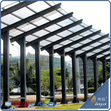 polycarbonate solid sheet 10years warranty plastic roll roof