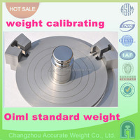 1kg E1 stainless steel calibration weights, Oiml weihgt for pricision balance, standard weight for lab scale