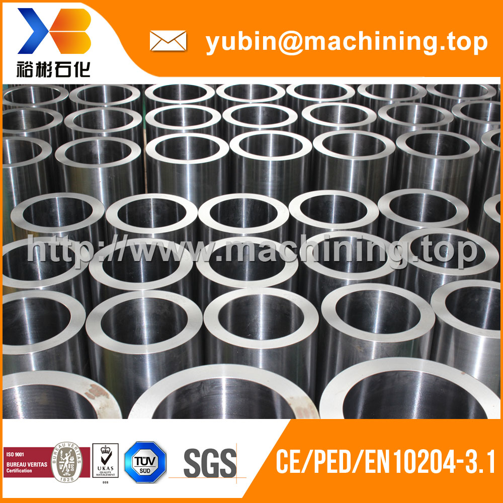 Powder Metallurgy Oil-Retaining Bearing Sintered Bronze Bushing