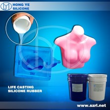 rtv Silicone Rubber for Silicone Human Models Making