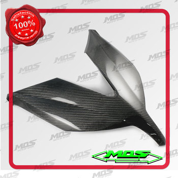 Made in Taiwan T-MAX 530 T-MAX 530 Carbon Fiber Headlight cover