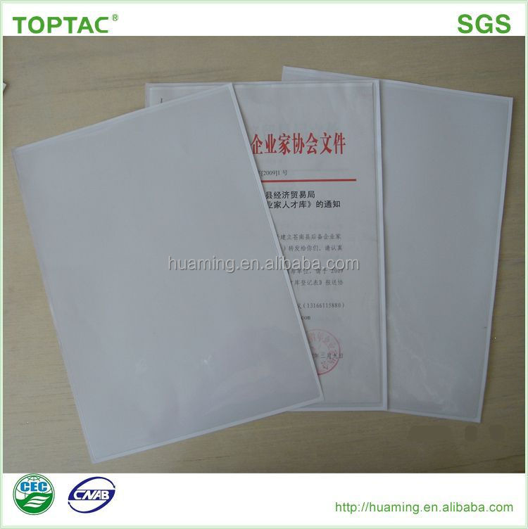 2014 Hot Chinese Style Environmental Custom Documents Bags