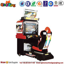 Christmas race car simulator arcade game machine supplier-Speed driver- MR-QF208