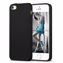 [X-Level] Top Selling Soft TPU Matte Phone Bulk Case for iPhone 5 5S SE