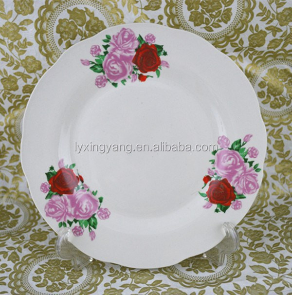 ceramic microwave dish plate,cheap ceramic plates dishes,ceramic plates for restaurants