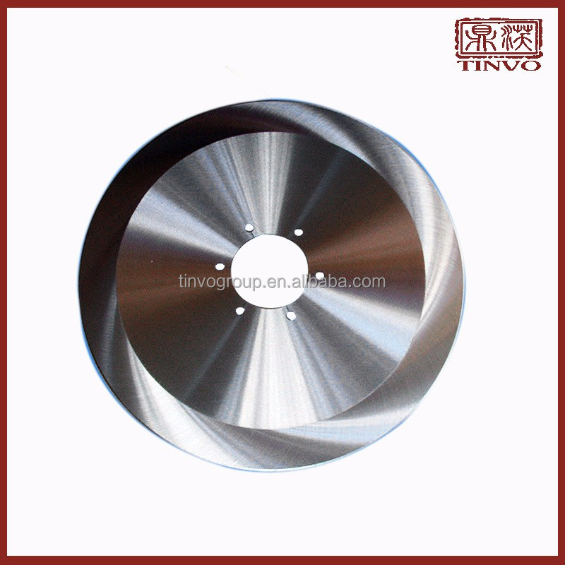 Hardness Guillotine Paper Circular Shear Blade for Sale