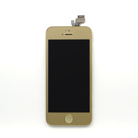 Hot sale colourful phone 5 lcd digitizer for phone 5 display screen assembly with factory price