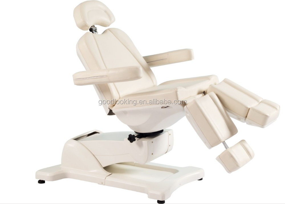 2016 hot selling electric lift facial massage bed
