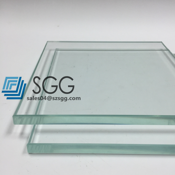 High quality 10mm 12mm 15mm 19mm tempered glass used for office partition wall with 3C/CE/ISO certificate, customer's size