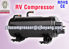 Electric Ac Compressor For Trail Train Recreational Vehicles Motor Homes Camper Vans Roadhouse air conditioner