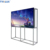 46 inch intelligent touch screen 2x3 lcd video wall 3.5mm display