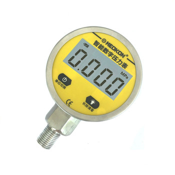 MD-S260 digital hydraulic vacuum and pressure gauge kg and psi