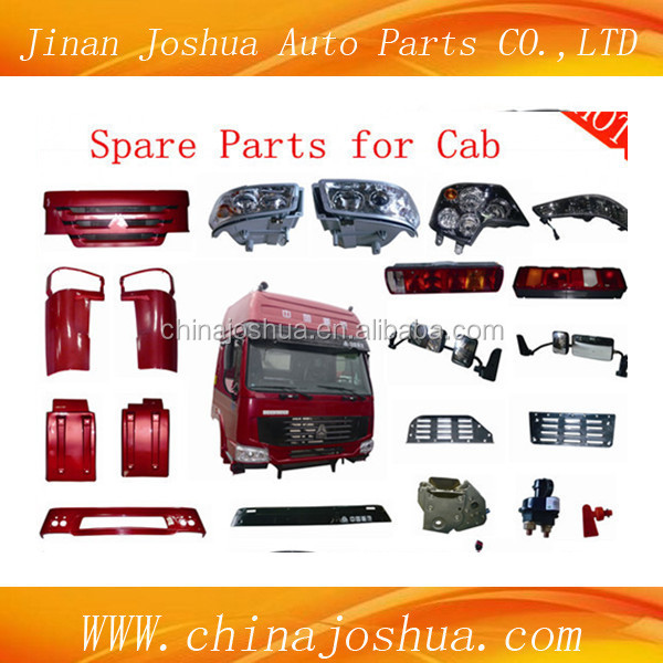 HOT!!! daf truck spare parts