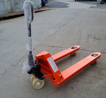5.0T Standard China High Manual Jack Hydraulic Lifting Hand Operated Pallet Truck