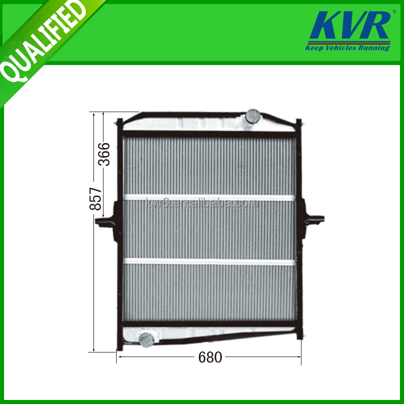 aftermarket heavy duty radiator FOR FAW TRUCK RADIATORS OEM 1301010-Q400