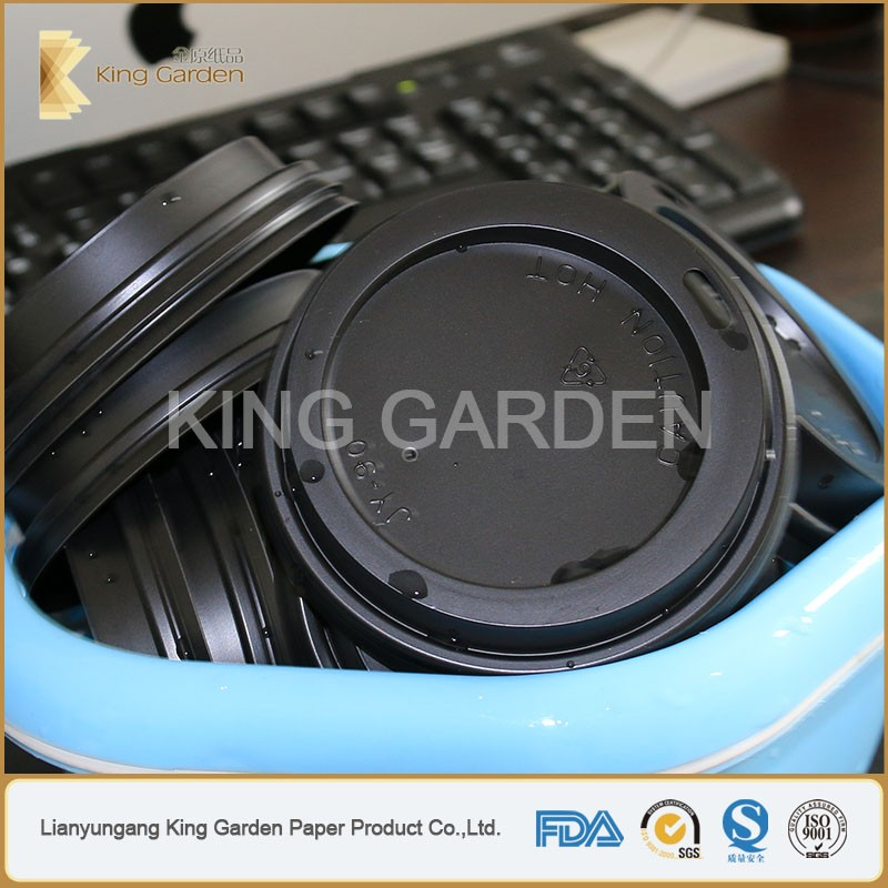 PS plastic lids by king garden