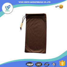 Customized microfiber lens protect pouch