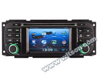 WITSON CHRYSLER Dakota car audio player with iPhone ready
