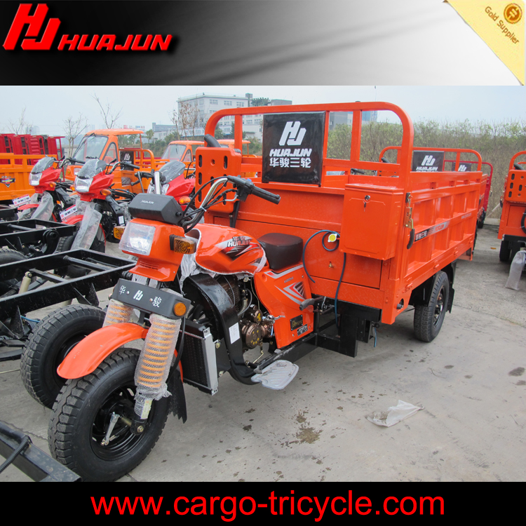 200cc tricycle for cargo/gasoline motor tricycle/adult pedal tricycle