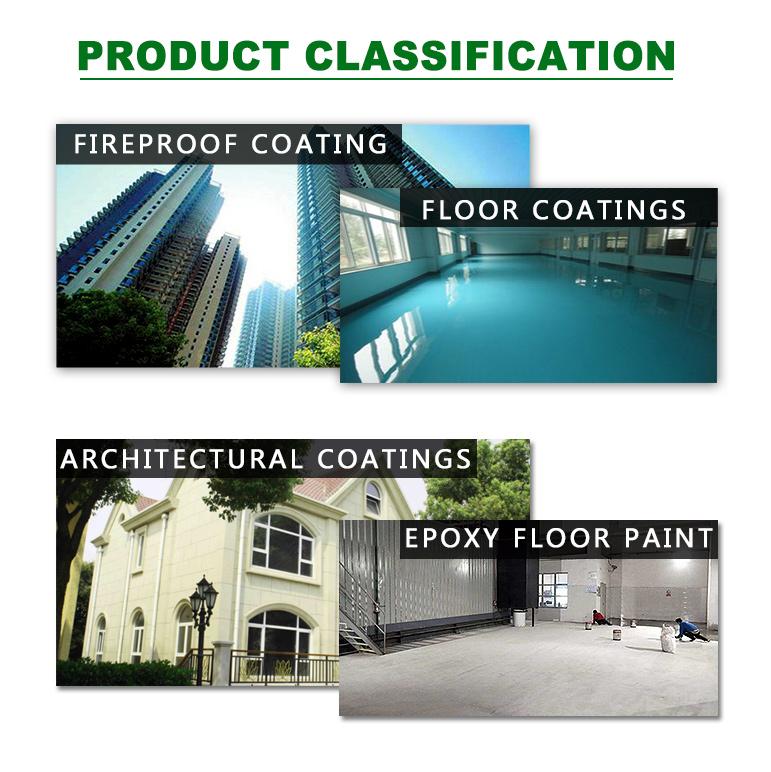 양질의 콘크리트 액체 에폭시 바닥 페인트 위치를