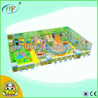 2014 new Farm Mania large indoor naughty castle for children