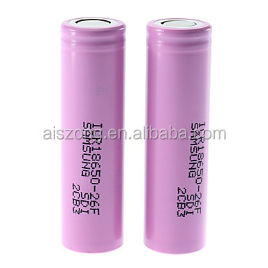 Wholesale Original Samsung 18650 26F 2600 mAh lithium battery Samsung 26F rechargeable li-ion battery for power tools
