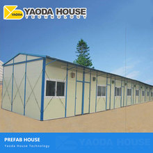 quickly assembled worker housing quick build prefabricated worker dormitory accommodation