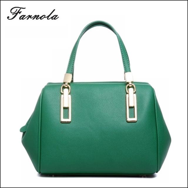 2017 women ladies fashion elegance italian leather handbag custom 981105ce835be