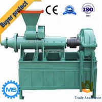 BEST CHOICE coal bar extruder/charcoal bar molding machine