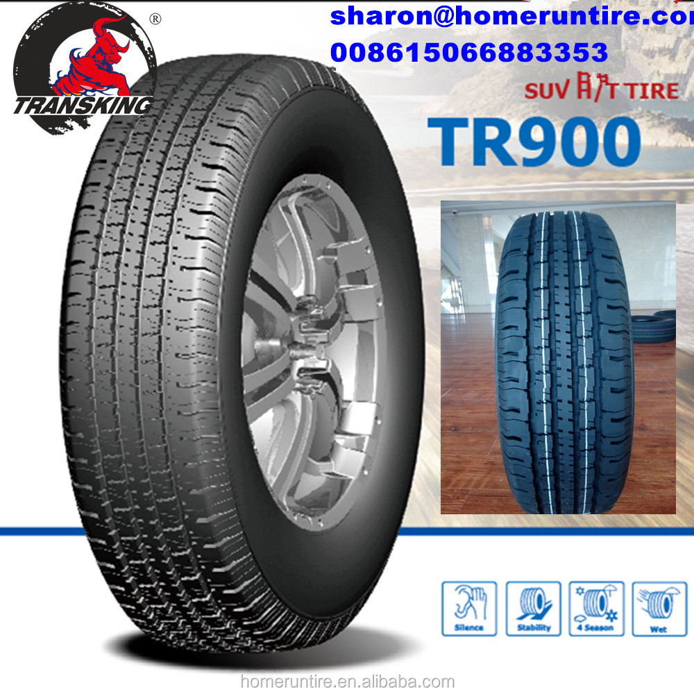 TRANSKING New Tires for cars,Passenger Car Tire/SUV Tire/UHP Tire Car tire 12 -18inch,SUV 4x4 tire suv tires 255 65 16 235 70 16