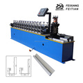 FX c section storage angle iron rack roll forming machine manufacturer