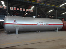 china factory top quality 25CBM lpg gas tanker lpg sphere tank