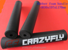 Environment - friendly NBR rubber foam handlebar cover foam tubing