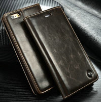 Casemall New arrival CaseMe Phone Case For iPhone 6s ,Luxury Wallet Flip Leather Case For iPhone 6s