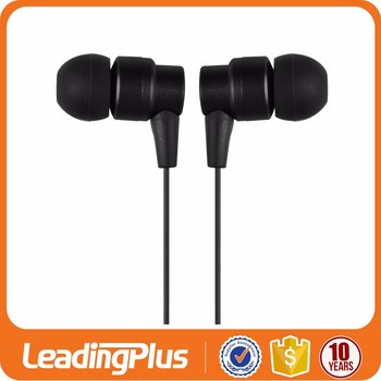 China Supplier Free Sample Original In Ear Type Fancy Wired Earphone
