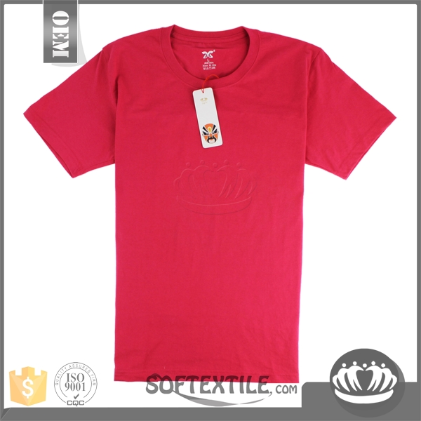 OEM best selling summer stylish promotional t shirt anvil