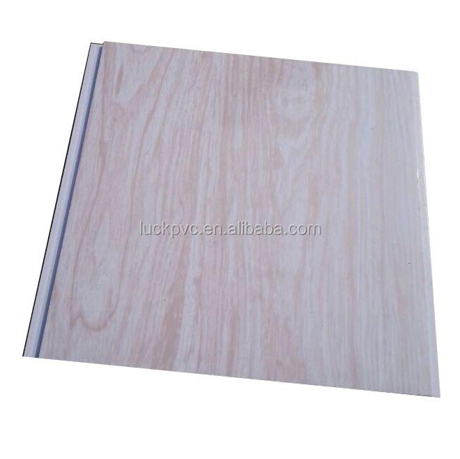 Pvc ba o de pared que cubre los paneles azulejos de techo for Paneles de pvc para banos