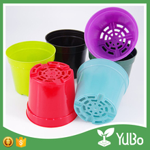 Wholesale Round Balcony Flower Pot with Low Price