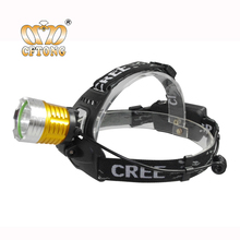 Rechargeable Light Emergency Hunting Headlamp Ultra Bright 3 W Led Head Lamp