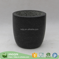 Hot China factory home and garden decoration bronze flower pot